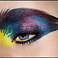 Les yeux noirs - collection maquillage yeux - christian louboutin