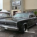 DODGE Charger 383 2door hardtop fastback 1966 Créhange (1)