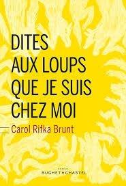 Dites aux loups que je suis chez moi, Carol Rifka Brunt