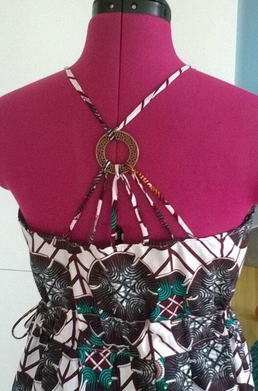 Robe longue africaine (3)