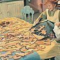 Les biscuits de noël de fifi brindacier