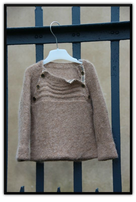 TRICOTER UN PULL 14 ANS, Galerie Creation