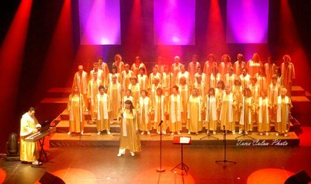 Fabienne et le GOSPEL STORY-Let My People Go_TC