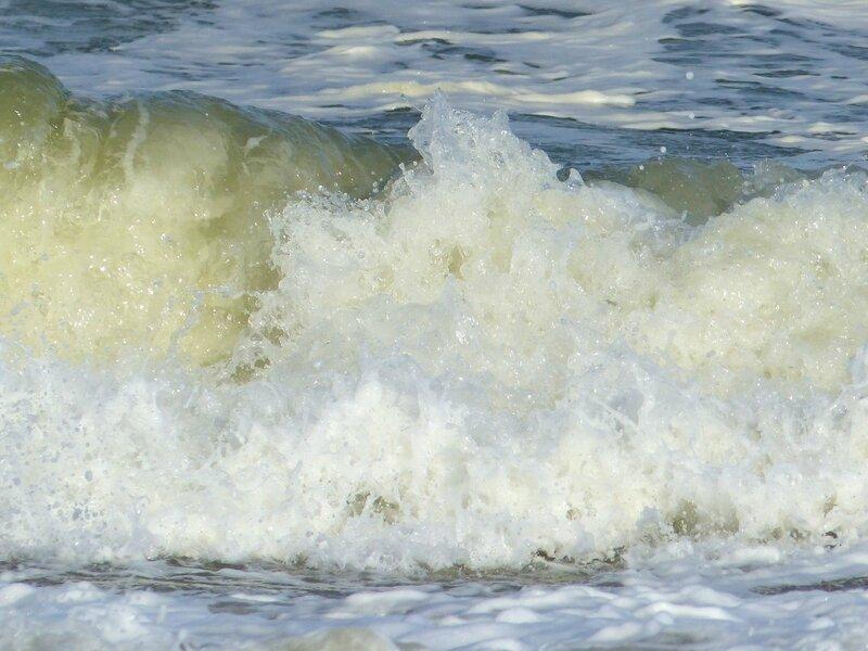 LA MER grand vent tempete moins puissante ce matin (12)
