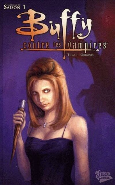 panini fusion buffy saison 1 01 origines