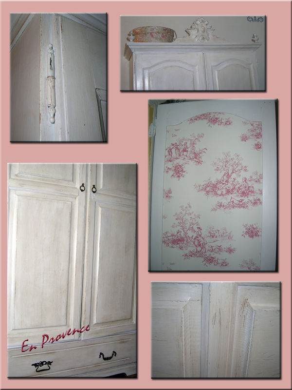 armoire 2 photo de relook meubles et d co maison en provence. Black Bedroom Furniture Sets. Home Design Ideas