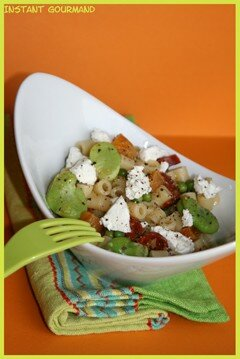 SALADE_FEVES_PETITS_POIS_ET