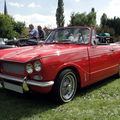 TRIUMPH Sports 6 Convertible 1962  1964