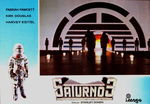 Saturn 3 lobby card espagnole 5