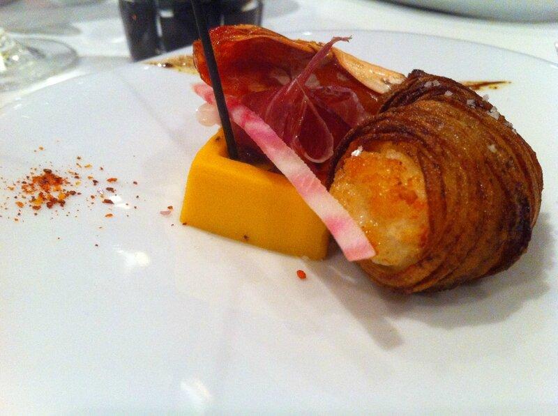Restaurant L\'oiseau bleu - Bordeaux - LesplatsdePat
