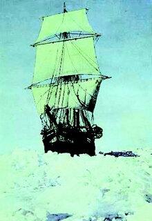 Antarctique - 3 Mats Endurance (Copier)