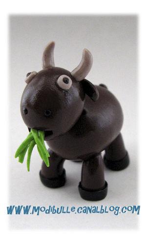 Vache chocolat 1