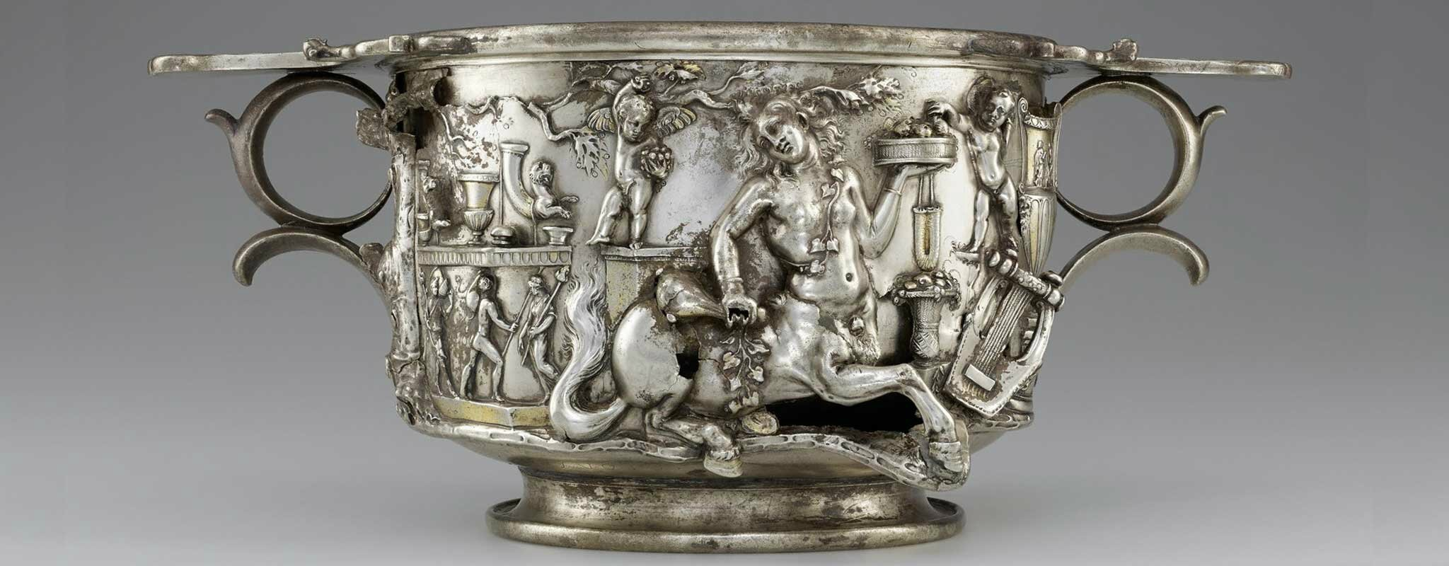 Luxurious treasures at Nelson-Atkins Museum of Art offer glimpse into Roman lifestyle