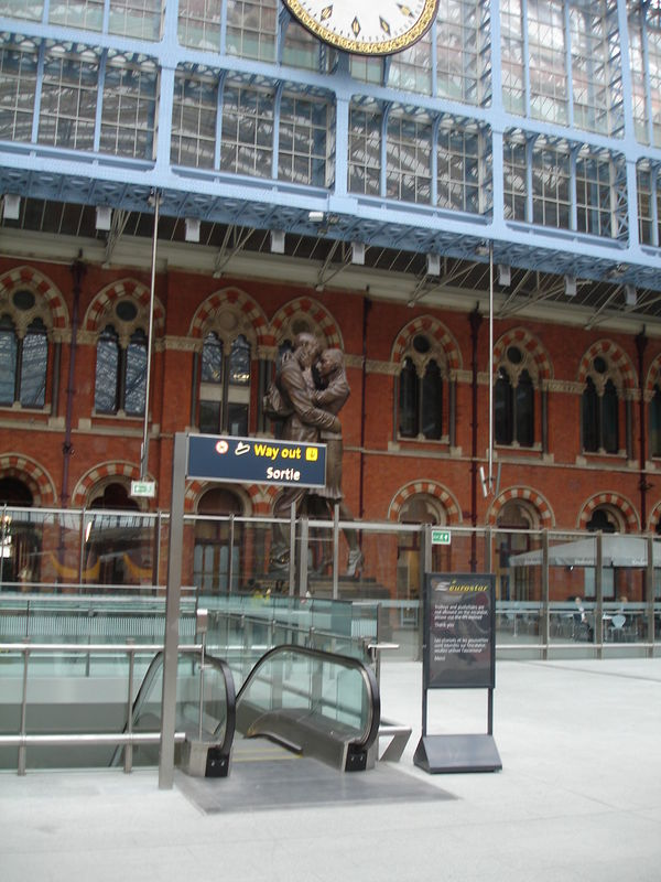 Londres - St Pancras International