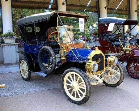 Buick model 10 touring de 1910 (34ème Internationales Oldtimer meeting de Baden-Baden) 01