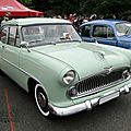 Simca ariane 4 1957-1962