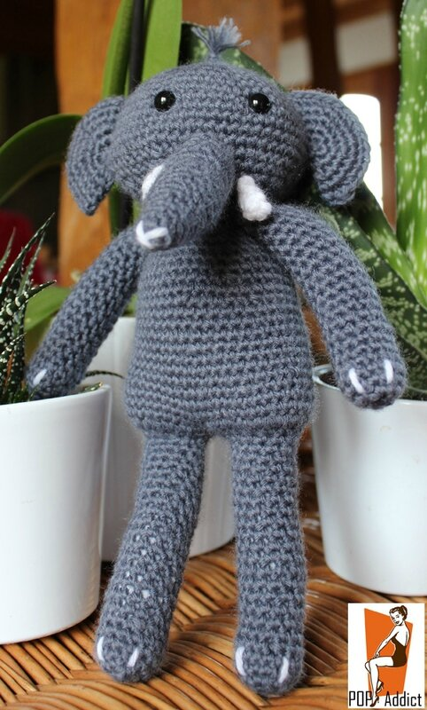 crochetelephantagatherose5