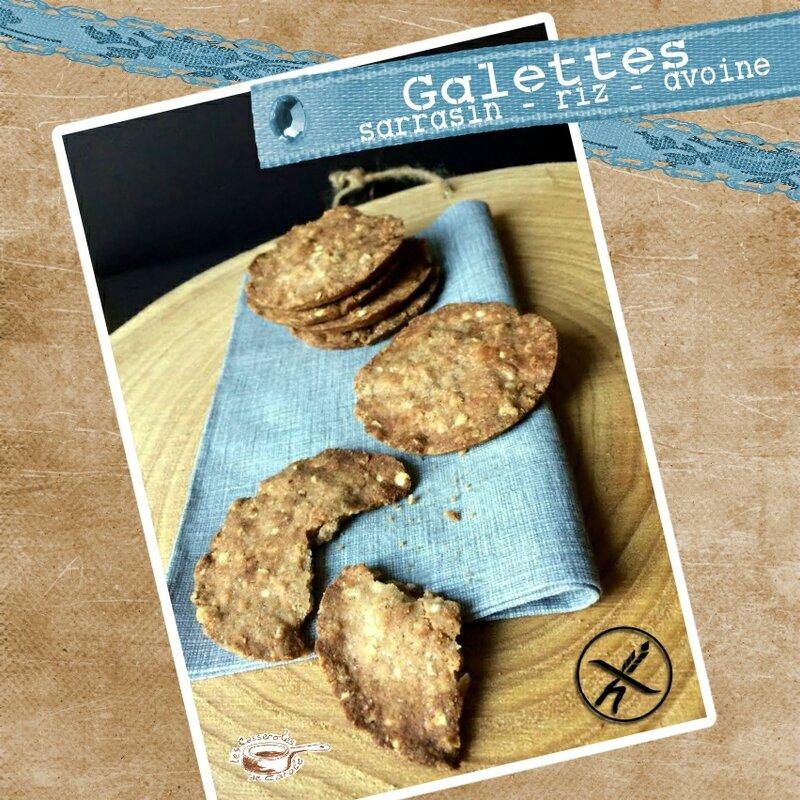 galettes sarrasin farine de riz flocons d'avoine (scrap)