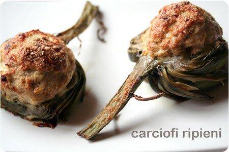 carciofiripieni