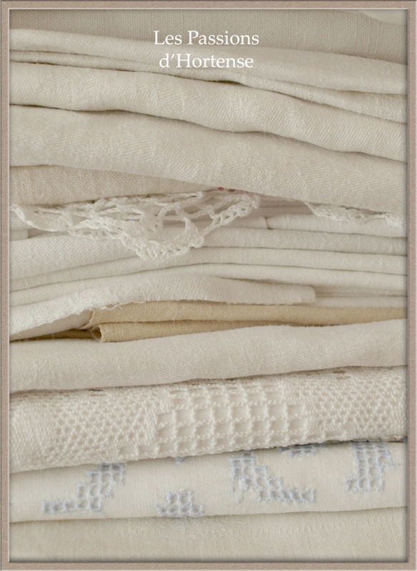 les passions d 39 hortense tissu patchwork et monogrammes. Black Bedroom Furniture Sets. Home Design Ideas