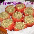 Tomates à la provençales façon tatin