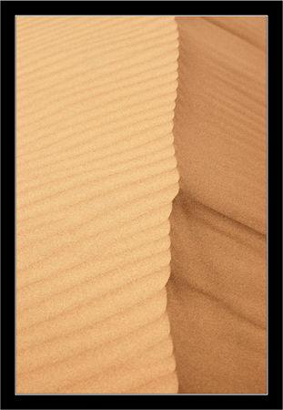 Dune de Tinfou, avril 2009