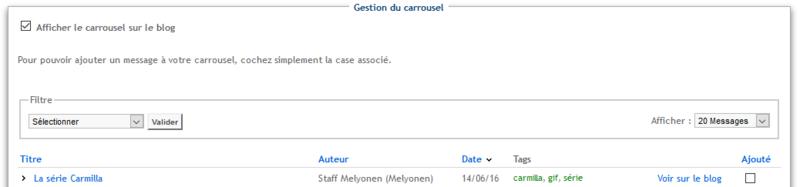 carrousel messages 3