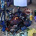 Magie vaudou du medium voyant marabout africain assou pour le bonheur et la réussite