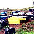 Le mouvement des sans terre au brésil
