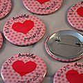 Kit evjf // badges personnalisés