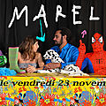 Le collectif aleaaa presente marelle(s) a st-denis...