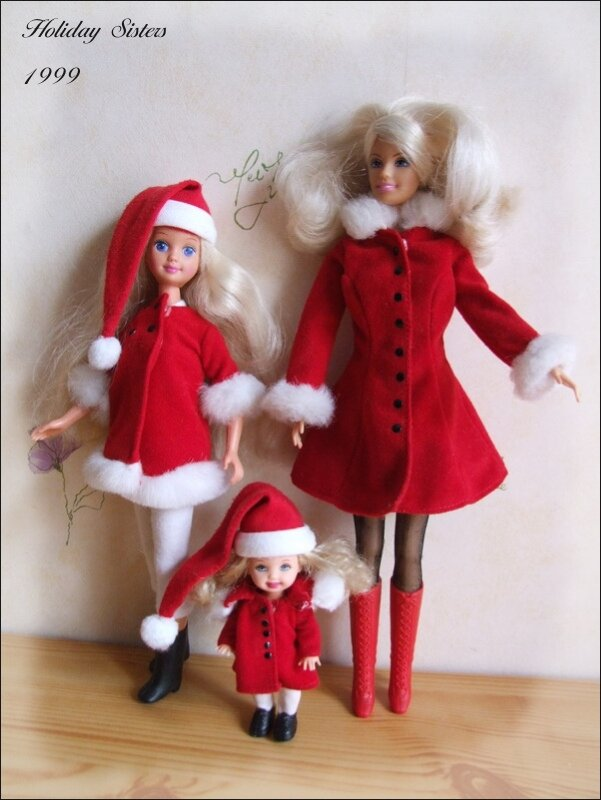 Barbie Holiday Sisters (1)