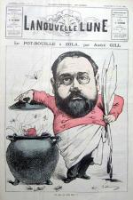 Caricature-Zola