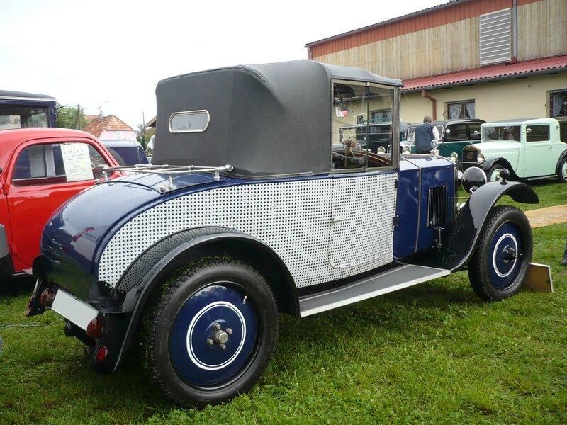 PEUGEOT Quadrilette type 172R 1926 Rustenhart (2)