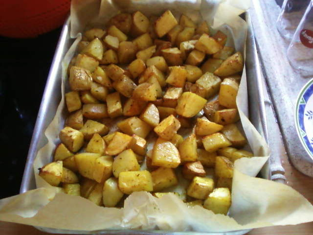 Pin pomme au four on pinterest - Pomme de terre paillasson au four ...