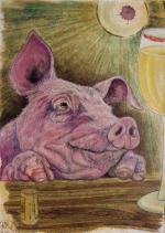 cochon-Chablis