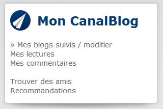 mon canalblog 2