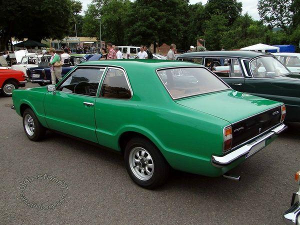 Ford Taunus XL TC berline 2 portes 1976 2