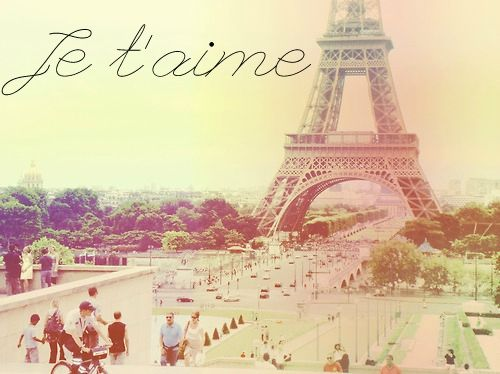eiffel-jetaime-love-paris-pink-postcards-from-far-away-Favim