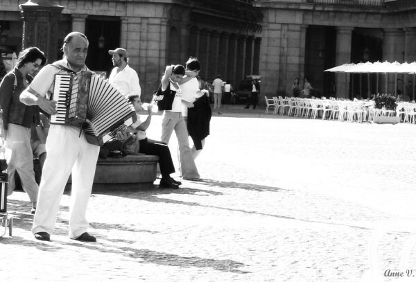 Plaza Mayor - Madrid - Septembre 2004