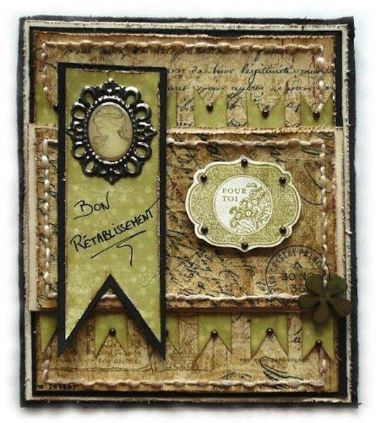 Carte Grib rétablissement - Décembre 2012