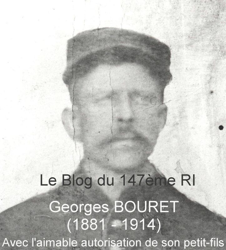 BOURET Georges