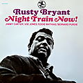 Rusty Bryant - 1969 - Night Train Now! (Prestige)