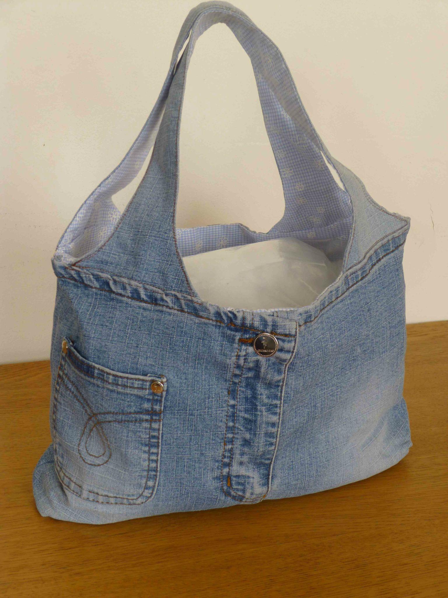faire un sac avec un jean comment faire un sac cabas kh25 jornalagora comment faire un sac. Black Bedroom Furniture Sets. Home Design Ideas