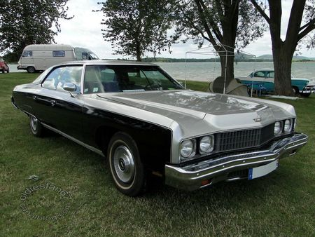 chevrolet caprice classic hardtop sedan 1973 retro meus auto madine 2011 1