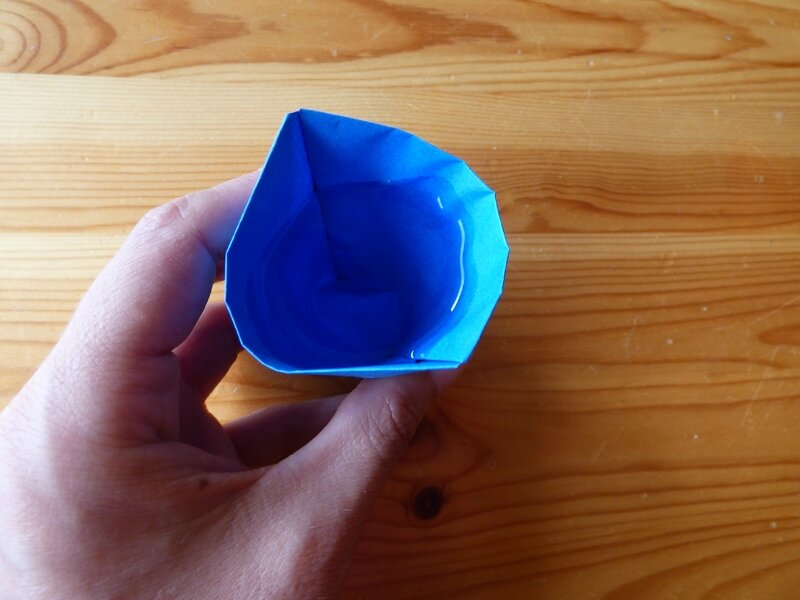 Verre origami (8)