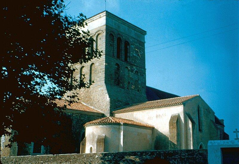St Sauveur 1961