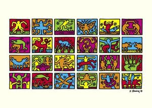 haring-keith-retrospectivement-1989