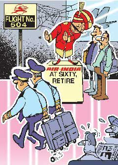 air india - plight nbr