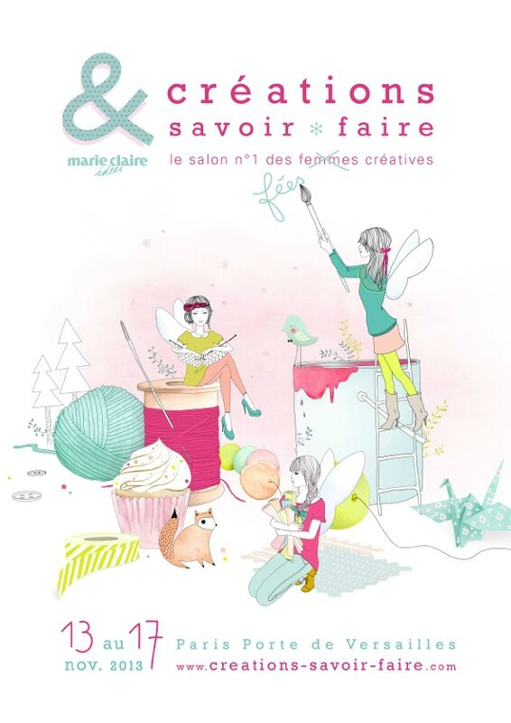 Affiche Salon CSF